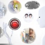 八種具備人類特質的機器人
