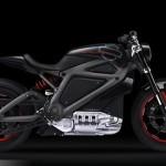 第一代超炫哈雷電動摩托車問市