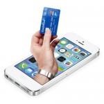 iPhone 6行動錢包 與Visa、Master通力合作