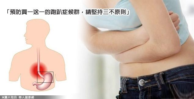 跑趴族小心買一送一:「胃食道逆流」+「急性胰臟炎」