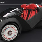 首部3D列印汽車問市 5天內完成