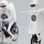 日本新機器人可能成為未來交通警察