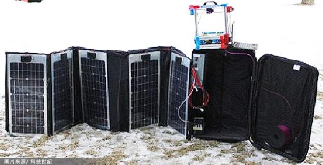 太陽能3D列印機