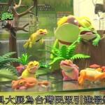 玩具大展為台灣民眾引進最新公仔設計