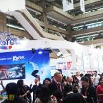 國際旅展人潮爆滿 台灣庶民經濟仍夯