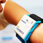 穿戴式酒精感測手錶  智慧檢測酒精濃度