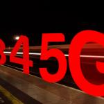 4G 拓展以後...  5G競賽也開跑了!