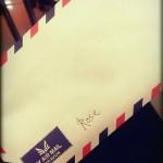 【第一屆新視野徵文活動】『給你的一封信』