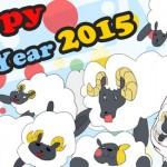 祝大家新年快樂~