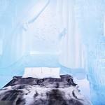 超酷冰雕旅館