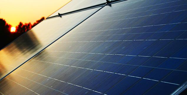 钙钛矿结构的太阳能电池