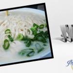 鮮香禦製魚湯麵