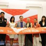 Love Run公益路跑 李美鳳號召愛的志工