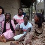 我在非洲二十八年「永遠夠用」的無薪生活——走過戰火和貧窮的「西非媽媽」蕭碧連