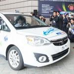 電動車新科技:智慧與低碳概念