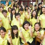 景美女中這一班 見證穿戴應用神效 戴上手環 數學成績多8分