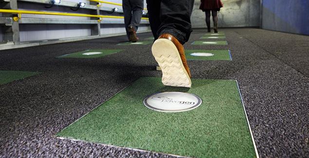 動能瓷磚將在法國被大量採用
