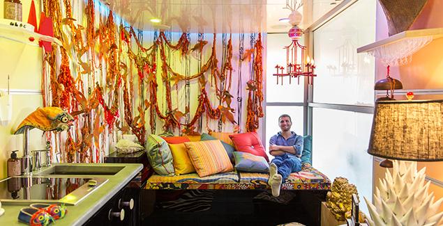 你想住在車庫大的微型房子裡嗎?