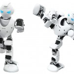 大陸出現高性價比人形智能機器人