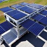 可移動式太陽能發電站 隨處提供能源