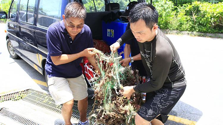 珊瑚週活動呼籲關注海洋永續
