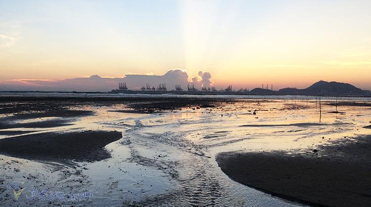 香港看日落最美之地——下白泥