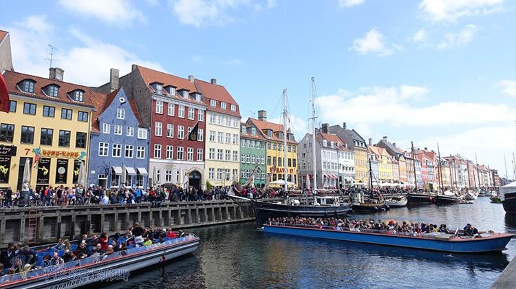童話般的哥本哈根之白晝黑夜一樣美