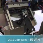 Computex IN WIN Transformer Case 迎廣 變形金剛機殼 25秒看完它