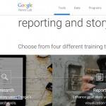 谷歌新聞實驗室 想像未來新聞報導