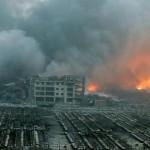 (更新)相當於21噸黃色炸藥威力!天津倉庫爆炸造成44人死亡、500多人受傷