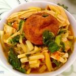 山西麵食——河撈麵