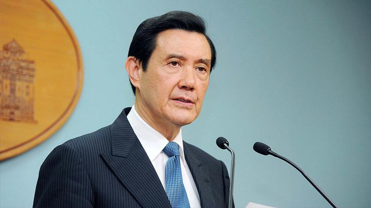 馬總統:台灣可能是唯一不相信慰安婦是被迫的國家...
