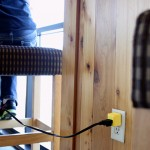 The SunPort插座支援太陽能發電