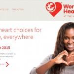 929世界心臟日 照顧心臟有撇步