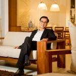 詩肯柚木董事長 林福勤〉來台23年 新加坡人在台打造百店品牌