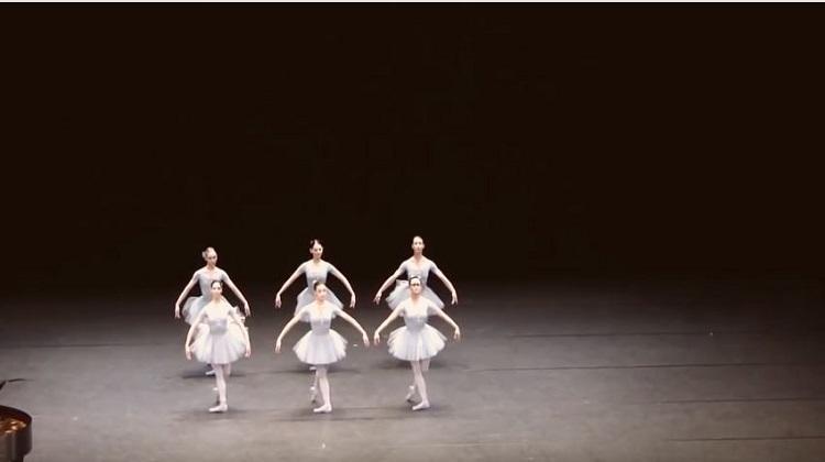 搞笑芭蕾舞