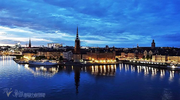 瑞典斯德哥爾摩的迷人風采
