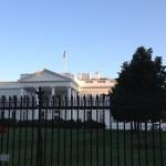 散步15分鐘到白宮