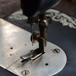 《愛的故事》媽媽的老裁縫車