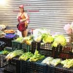 物價指數今年首度上揚 蔬菜暴漲34%