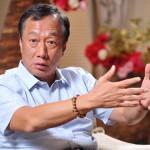 郭台銘:兩岸和平穩定,難道不重要嗎