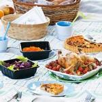 當野餐遇上地中海,樂活大加分!