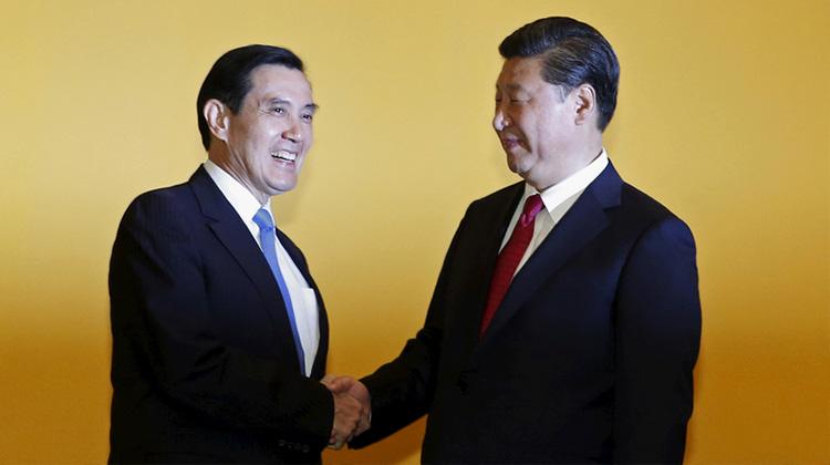 馬習會成局的轉折內幕 從金門、北京到新加坡...