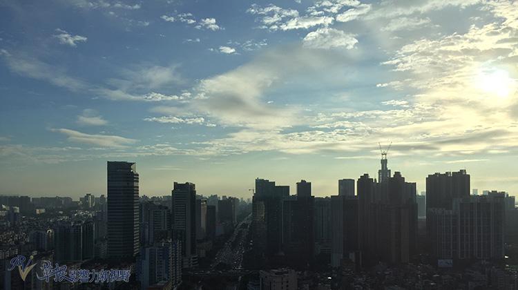夢鄉的藍天白雲