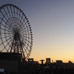 在東京臺場的半天時光