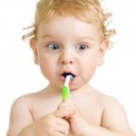 乳牙健康是恆齒基礎 口腔清潔從0歲開始