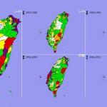 台灣40年癌症地圖:台北是健康了,但中彰雲嘉卻變成「重癌鄉症」