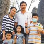 胡英俊夫婦伴血癌兒子苦難同行 相信神掌權