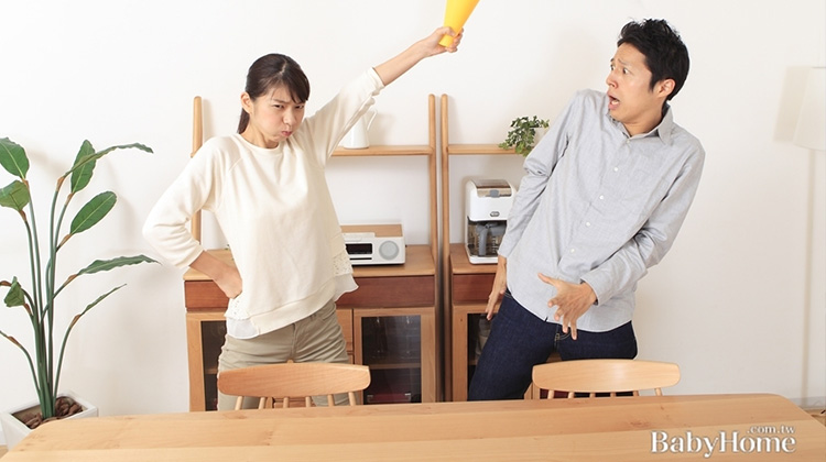老婆怒吼!6種自私老公讓太太快抓狂!