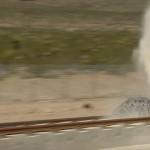 比飛機還快的「超級高鐵」首次公開測試——只花2秒就加速到640km/h